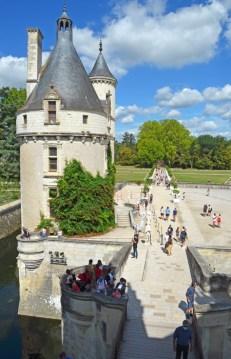 Torre del antiguo castillo