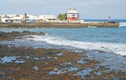 Rada y puerto de Arrieta
