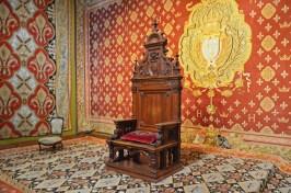 Chambord - Salón del Trono