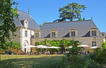 Azay-le-Rideau : Cafetería