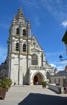 Blois - Catedral de San Luis