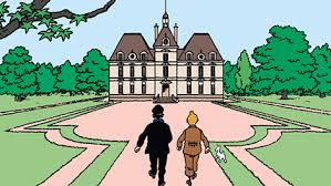 Cheverny inspiró la mansión del Capitán Haddock (Tintin)