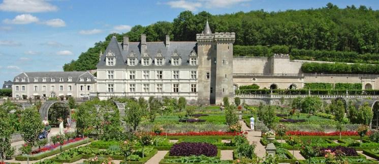 Jardines y Castillo de Villandry