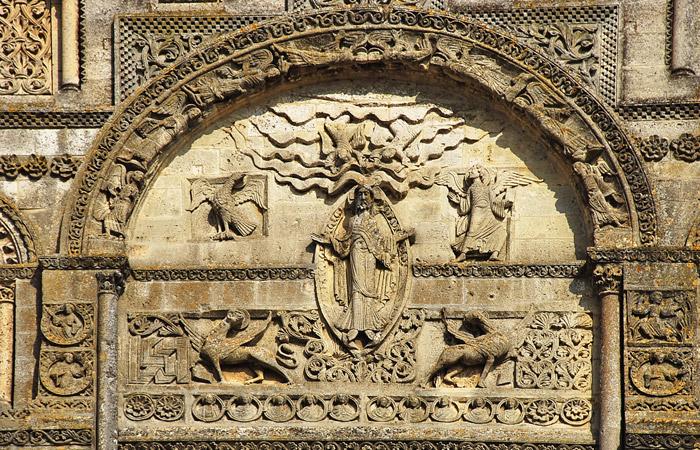 Iconografia - Pantócrator y Tetramorfos