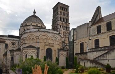 Ábside de la Catedral de Saint-Pierre
