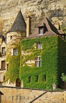 La Roque-Gageac : Casa Señorial de los Tarde