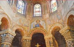 Sainte Radegonde - Frescos