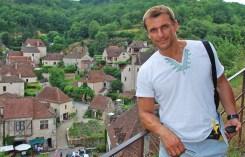 CarlosdeViaje en Saint-Cirq-Lapopie