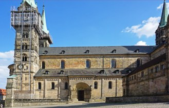 La Catedral desde la Plaza (Domplatz)