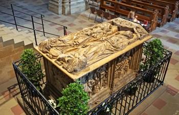 Sepulcro de Enrique II y Cunegunda - Catedral de Bamberg