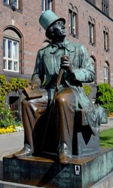 Monumento a Hans Christian Andersen
