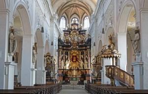 Nave central - Nuestra Señora