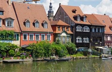 Uno de los barrios con más encanto de Bamberg