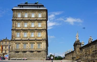 Edificio Barroco del siglo XVIII - Autor Balthasar Neumann