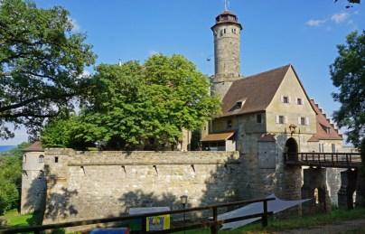 Murallas del Castillo de Altenberg