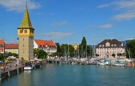 Puerto de Lindau im Bodensee