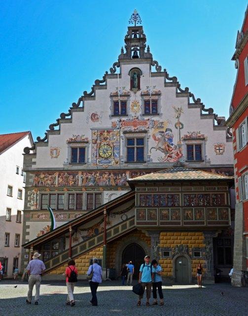 Fachada Norte del Ayuntamiento (Altes Rathaus)