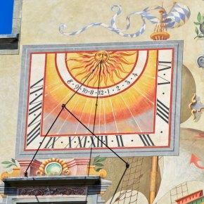 Reloj de Sol del Ayuntamiento