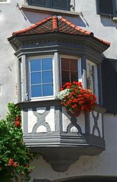 Balcón típico - Lindau