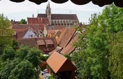 Jakobskirche desde las Murallas