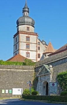Marienberg - Murallas y Puerta (s.XVII)