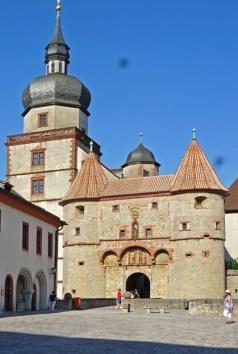 Fortaleza Marienberg (Wurzburgo)