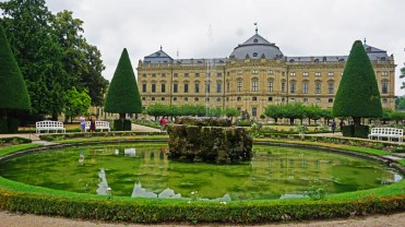 Residenz Wurzburgo (1719-1724)