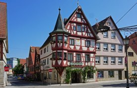 Miradores Casas Burguesas (Creglingen)