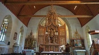 Altar Asunción de la Virgen (Herrgottskirche)