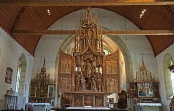 Altar de la Asunción de María (Creglingen)