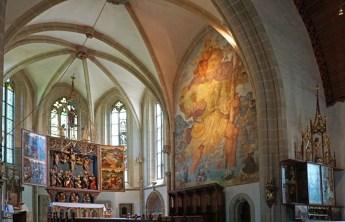 San Cristóbal en Herrgottskirche (Creglingen)