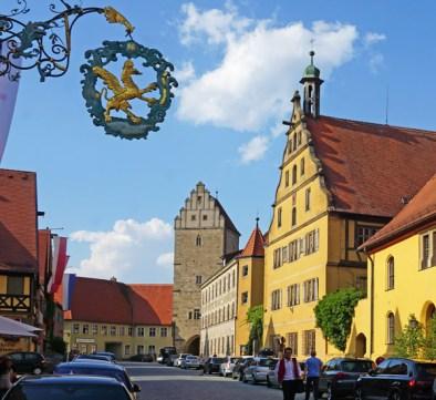 Puerta de Wörnitz (Wörnitzer Tor)
