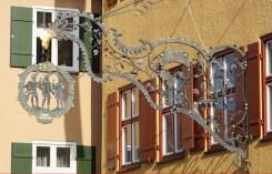 Detalle de forja - Weinmarkt