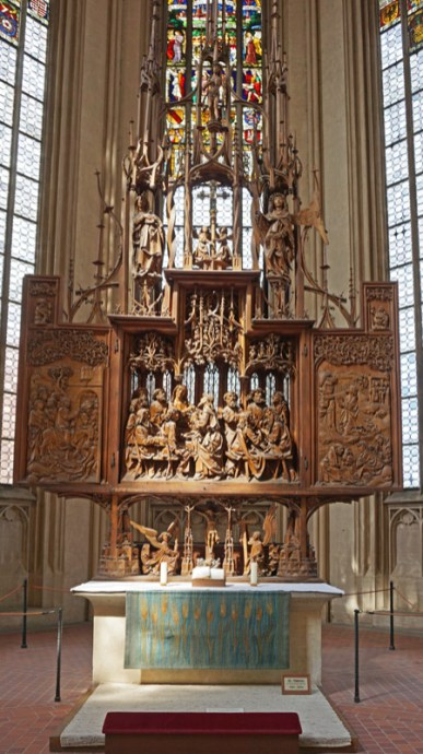 Altar de la Sagrada Sangre (Rothenburg)