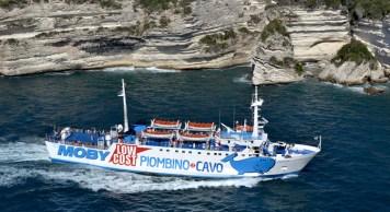 Bonifacio. Moby Dick en la Bahía
