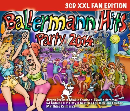 Ballerman música alemana para turismo de borrachera