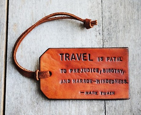 Viajar es fatal…