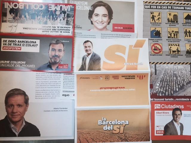 Promesas electorales turísticas: compara las propuestas de los partidos en Barcelona para las municipales del 24M.