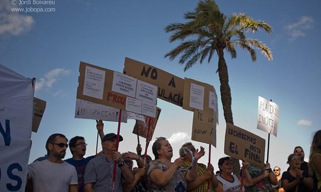 ¿Cuánto más tienen que protestar los residentes para que el turismo asuma su responsabilidad?
