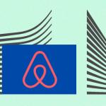 El idilio europeo de Airbnb con la Comisión