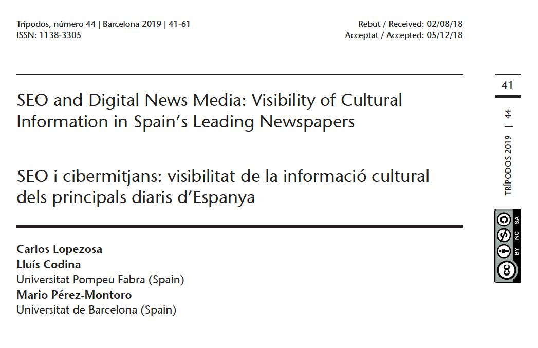 seo digital news media