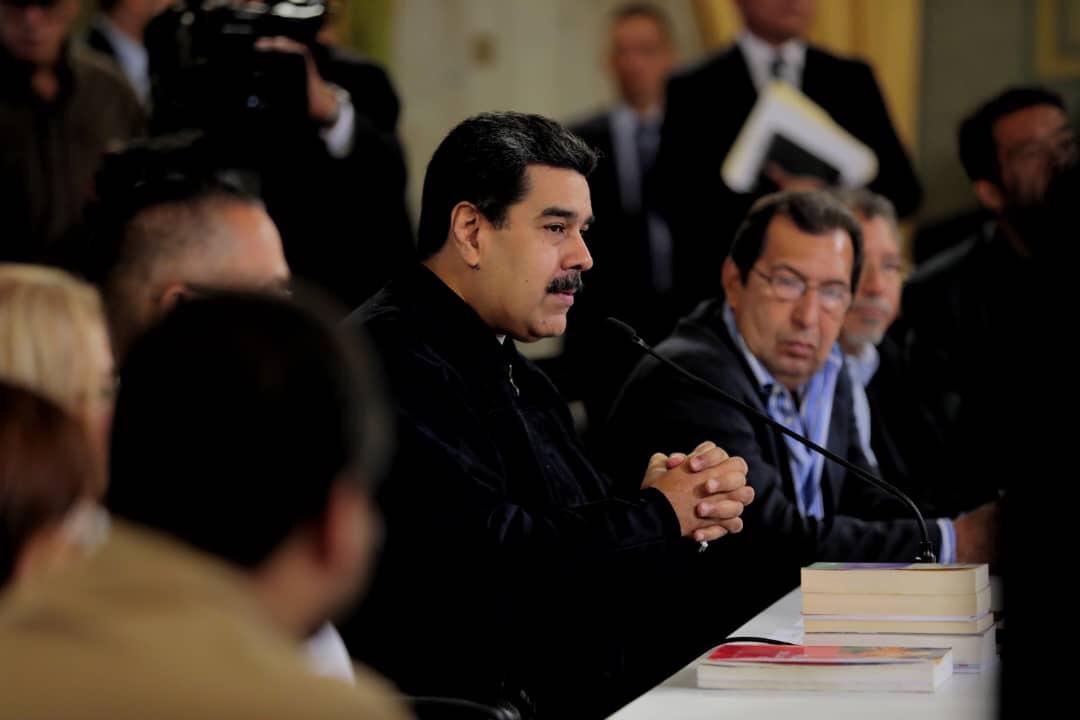 ¿Por qué invita AMLO a Maduro?