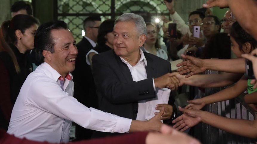 La carambola de AMLO en Veracruz