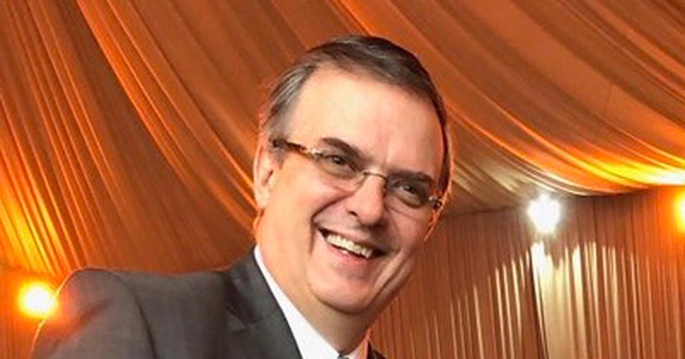 El Secretario de Relaciones Interiores