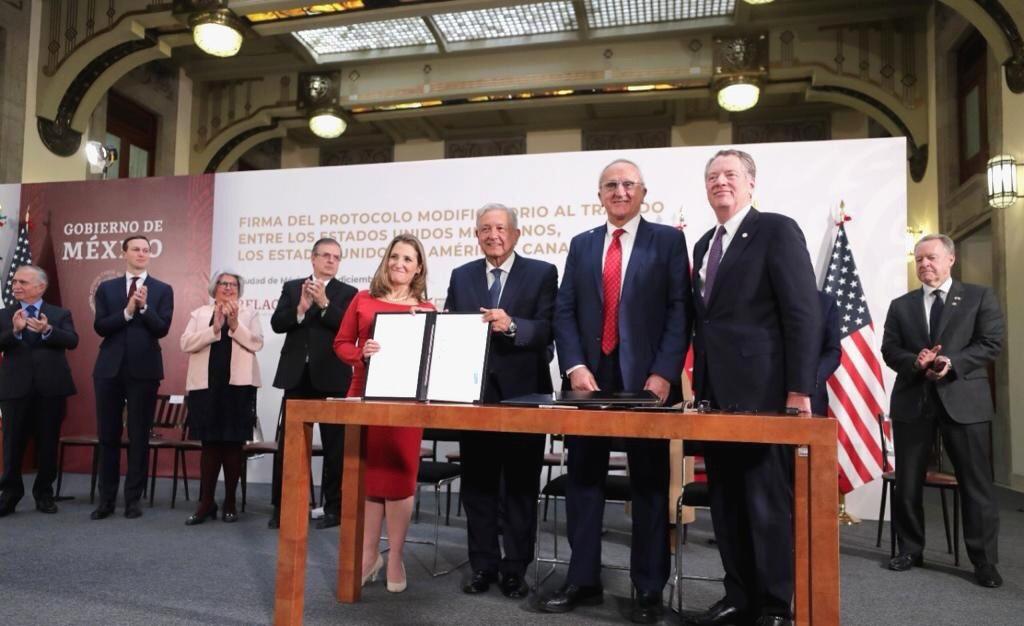 García Luna y TMEC: un gran día para el presidente