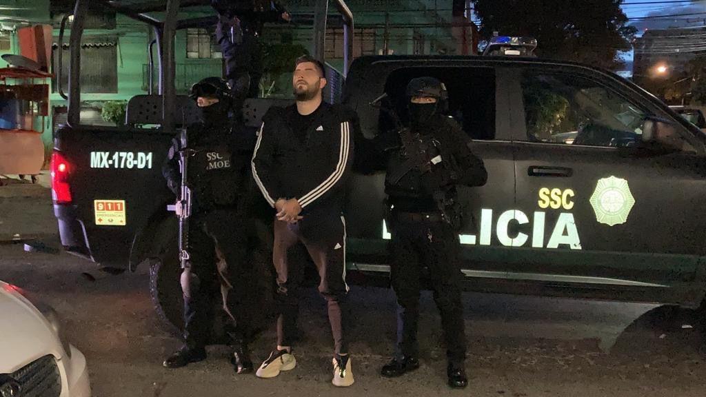 """Cómo dieron con """"El Alemán"""", jefe de sicarios del aeropuerto"""