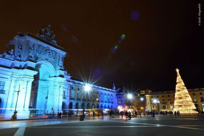 Arco rueAugusta, Lisboa