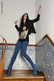 Mode, modèle : Mara