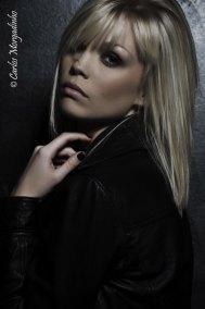 Portrait, modèle : Camille