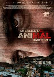 Afiche película La Mujer del Animal